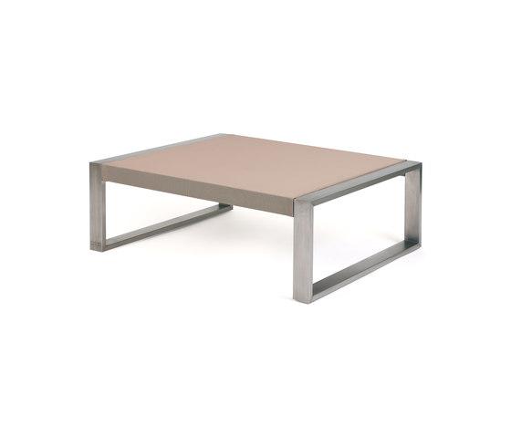 Cima Lounge Piecera 78 by FueraDentro | Garden stools