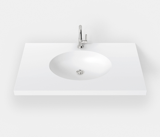 Fontana FO oval shapes by Hasenkopf | Wash basins
