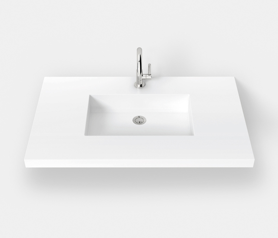 Fontana FP Pure and simple by Hasenkopf | Wash basins