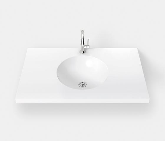 Fontana FR Round shapes by Hasenkopf | Wash basins