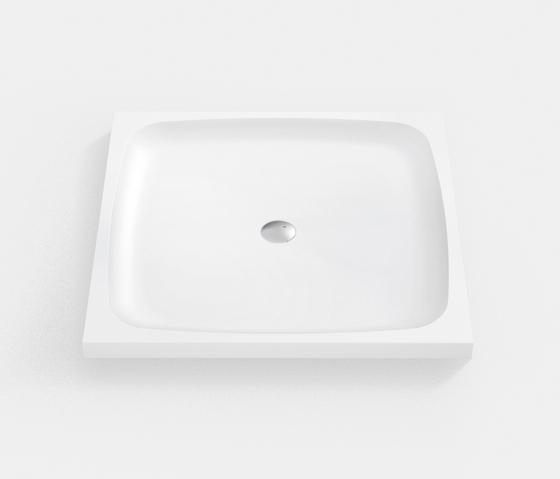 Basic shapes Curva® by Hasenkopf | Shower trays