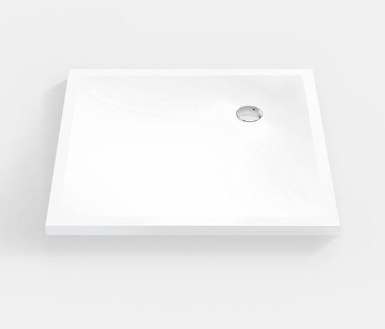 Basic shapes pure and simple by Hasenkopf | Shower trays