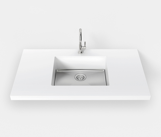 Fontana FSP pure and simple by Hasenkopf | Kitchen sinks