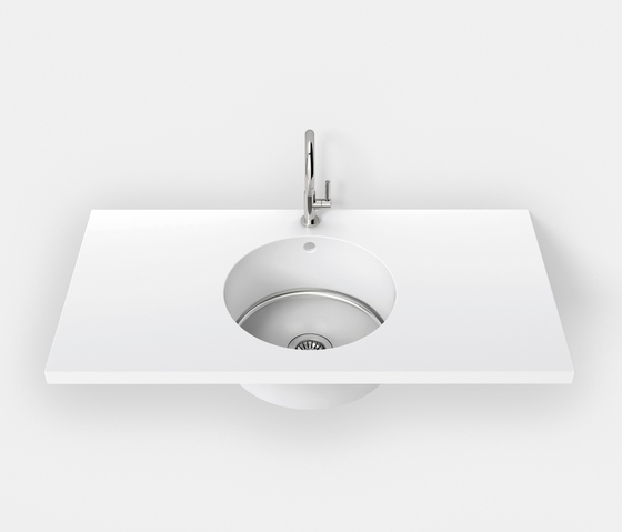 Fontana FSP round  shapes de Hasenkopf | Éviers de cuisine