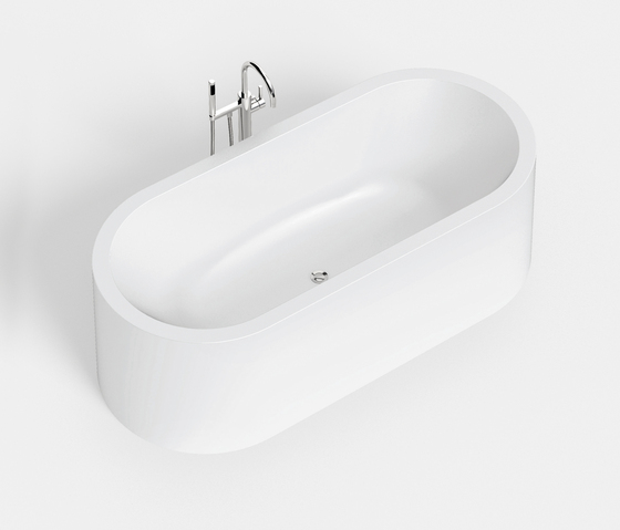 STANDARD BATHTUBS CURVA®2 by Hasenkopf | Free-standing baths
