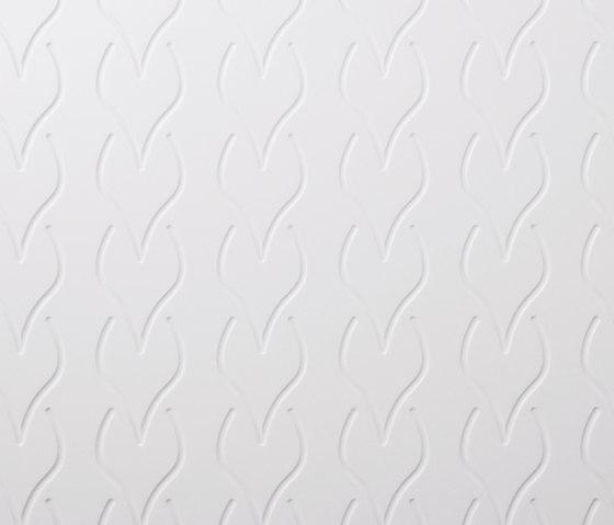 Frescata Struktur FA L004 von Hasenkopf | Mineralwerkstoff Platten
