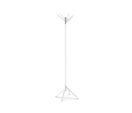 Array coat stand by Materia | Freestanding wardrobes