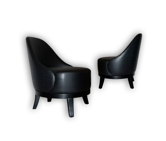 Carlton Chair by Thöny Collection | Lounge chairs