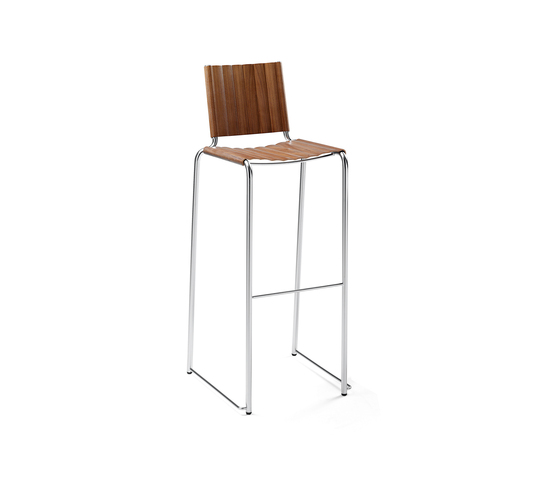 Pipe bar stool di Materia | Sgabelli bar