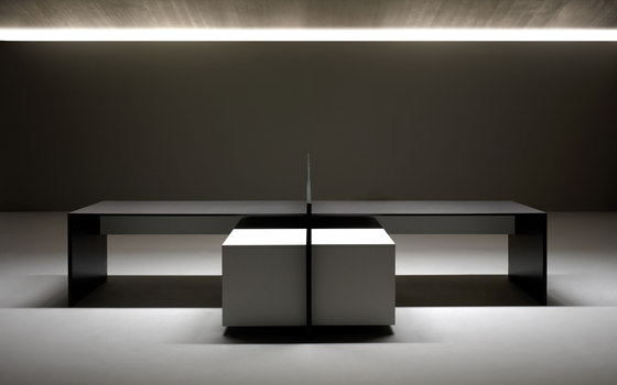 Vektorsystem by Forma 5 | Desking systems