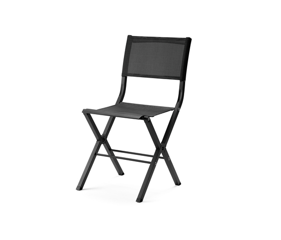 Xtra folding chair by Materia | Multipurpose chairs