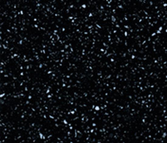 Corian® Black quartz de Hasenkopf | Minéral composite panneaux