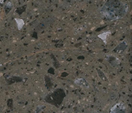 Corian® Lava rock K di Hasenkopf | Lastre in materiale minerale