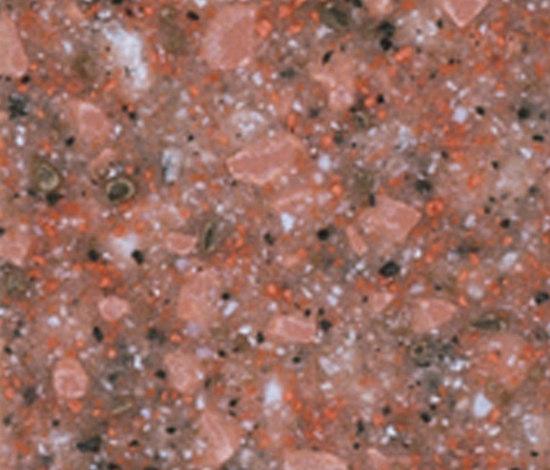 Corian® Vesuvius K de Hasenkopf | Minéral composite panneaux