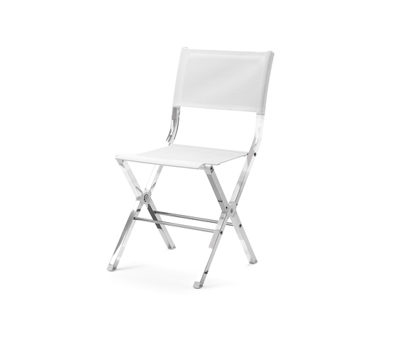 Xtra folding chair di Materia | Sedie multiuso