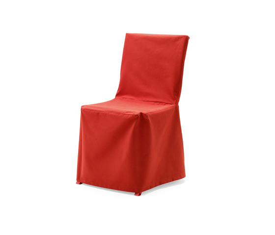 Xtra chair cover by Materia | Restaurant chairs