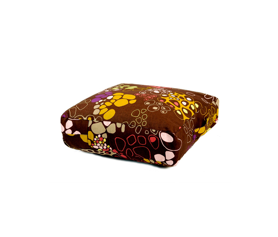 Bubbel brown Cushion by BANTIE | Seat cushions