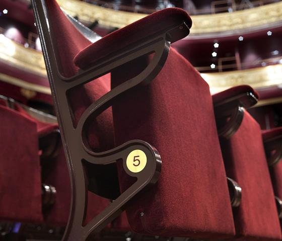 Victoria Eugenia di Ascender | Sedute teatro