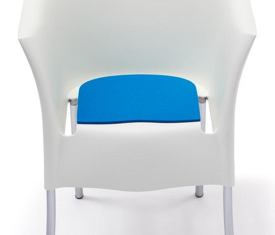 Seat cushion for Lord Yo di HEY-SIGN | Cuscini per sedute