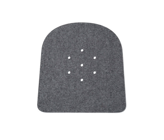 Seat cushion for Tolix di HEY-SIGN | Cuscini per sedute