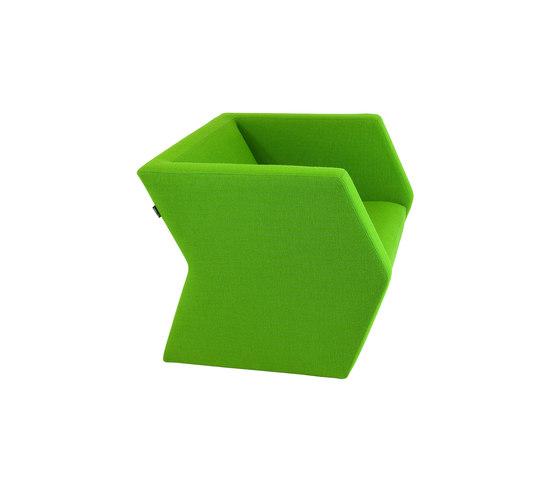 Arro armchair de Nolen Niu | Sillones lounge