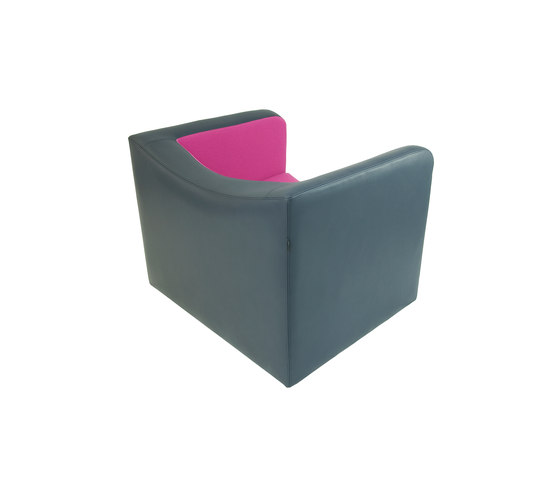 Boa armchair by Nolen Niu | Lounge chairs