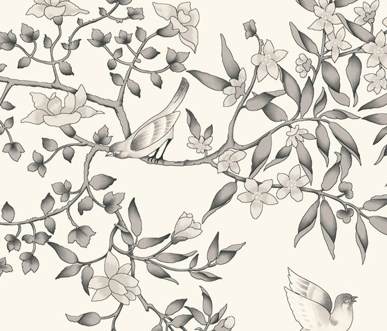 Vivace Blanco by Equipo DRT | Wall coverings / wallpapers