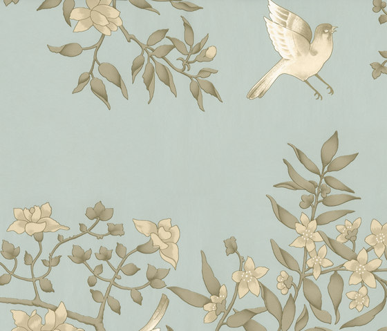Vivace Jade by Equipo DRT | Wall coverings
