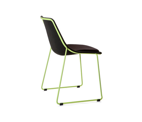 Kola stack RA upholstered by Inno | Visitors chairs / Side chairs