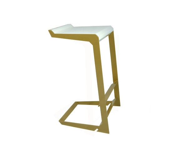 Laso barstool by Nolen Niu | Bar stools