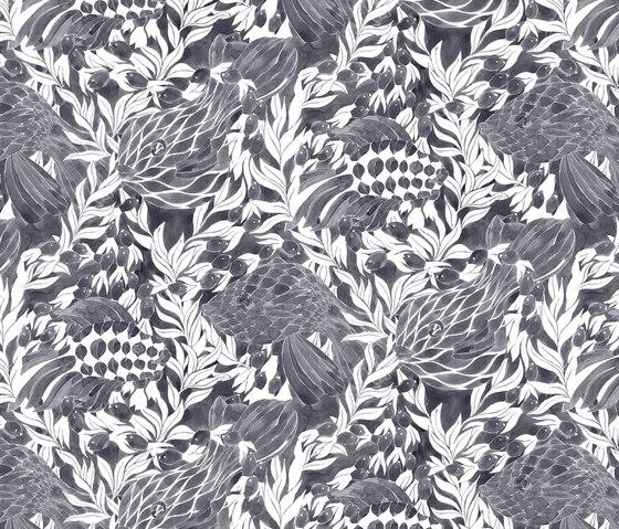 Ocean grey by BANTIE   Curtain fabrics