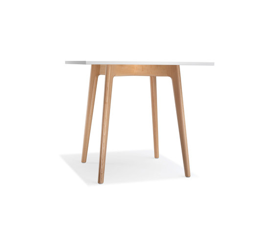 6100/6 san_siro di Kusch+Co   Tavoli caffetteria