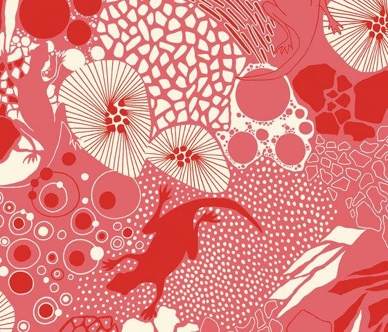 Salamander pink I mandarine di BANTIE | Tessuti tende