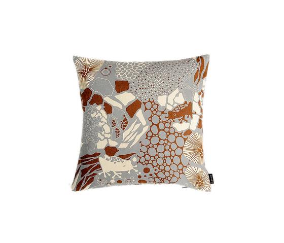 Salamander grey I brown Cushion by BANTIE | Cushions