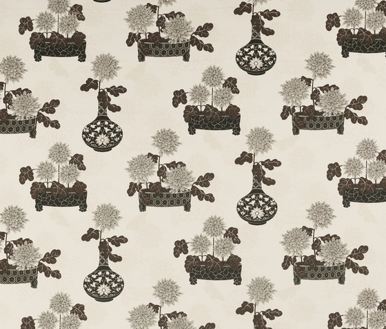 Nobu Negro by Equipo DRT | Curtain fabrics