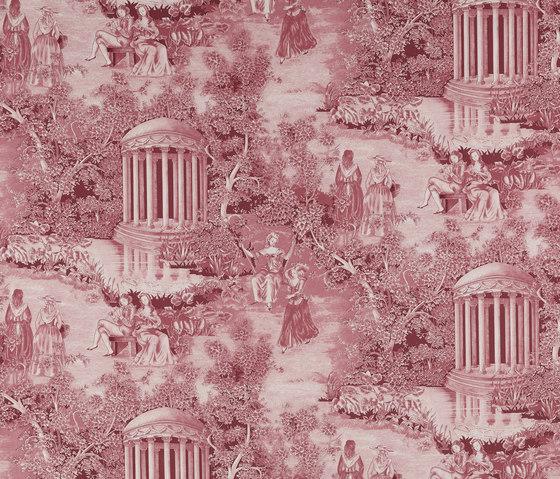 Fontainebleau Purpura di Equipo DRT | Tessuti tende