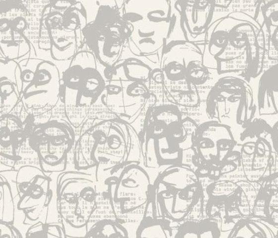 Les Amis Marmol von Equipo DRT | Wandbeläge / Tapeten
