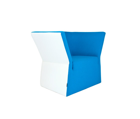 Yo armchair by Nolen Niu | Lounge chairs