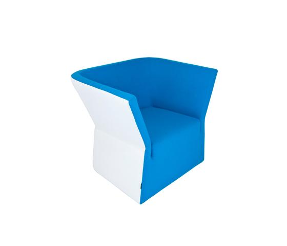 Yo armchair by Nolen Niu | Armchairs