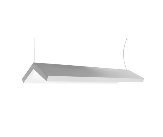 Suspended Light White 3 by Artek | General lighting