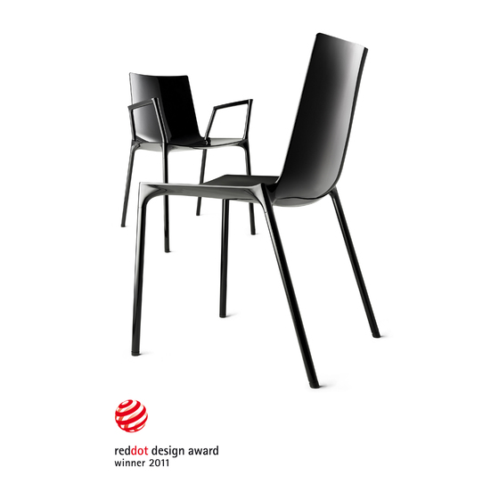 macao chair by Wiesner-Hager | Multipurpose chairs