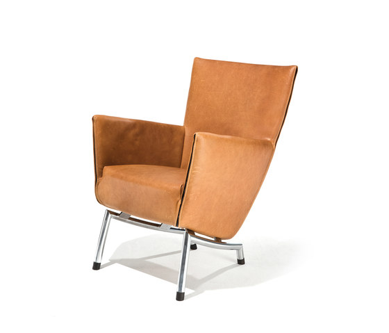 Foxxy armchair von Label | Loungesessel