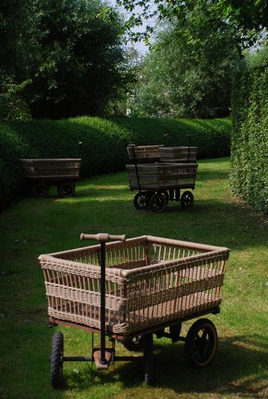 Wagon + Basket by TRADEWINDS | Wagons