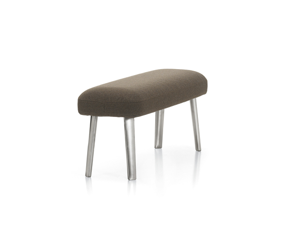 Panchina by Vitra | Poufs