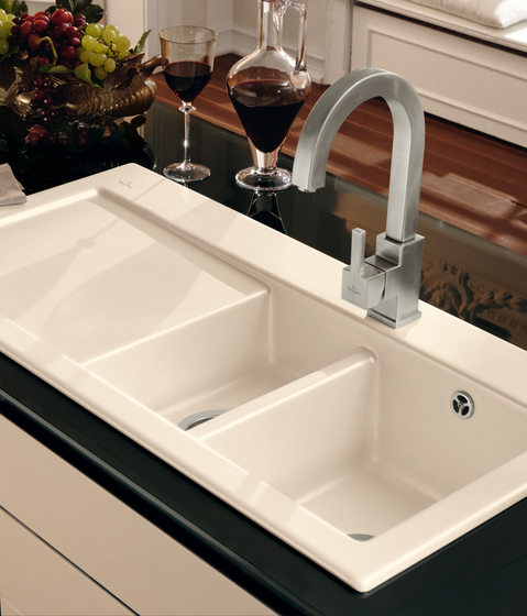 Subway 60 XR Built-in sink de Villeroy & Boch | Éviers de cuisine