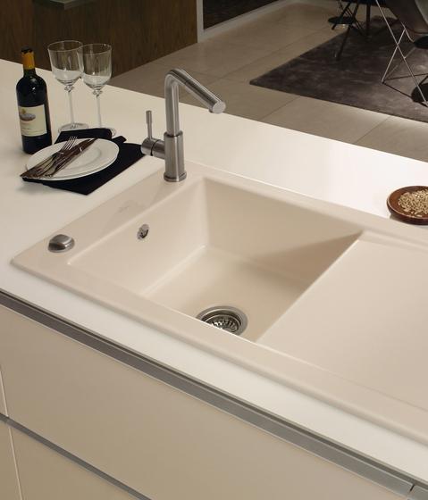 Timeline 60 Built-in sink de Villeroy & Boch | Fregaderos de cocina