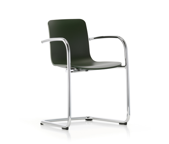 HAL Cantilever Armrest by Vitra | Visitors chairs / Side chairs