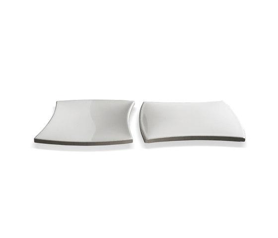 Bond - Glossy Snow by Kale | Ceramic tiles