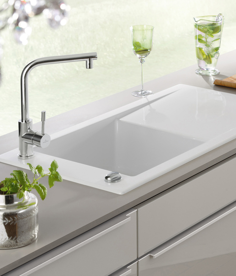 Timeline 60 Built-in sink by Villeroy & Boch | Kitchen sinks