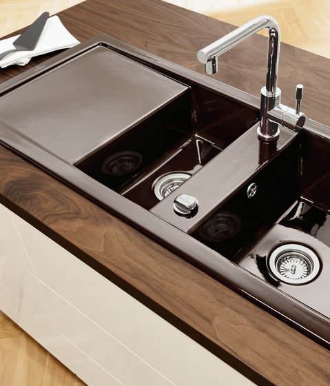 Subway 80 Built-in sink de Villeroy & Boch | Éviers de cuisine
